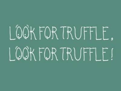My Truffle Tag Line